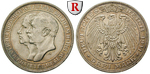 11431 Wilhelm II., 3 Mark