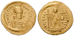 11895 Justinian I., Solidus