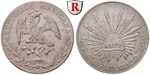 13928 Republik, 8 Reales