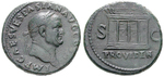 15246 Vespasianus, As