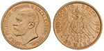 16193 Adolf Friedrich V., 20 Mark
