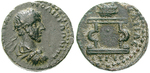 41875 Gallienus, Bronze