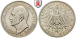 43184 Adolf Friedrich V., 3 Mark