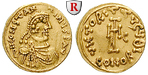 46155 Constans II., Tremissis