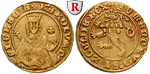 eadt4573 Karl IV., Goldgulden